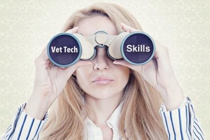 veterinary technician skills