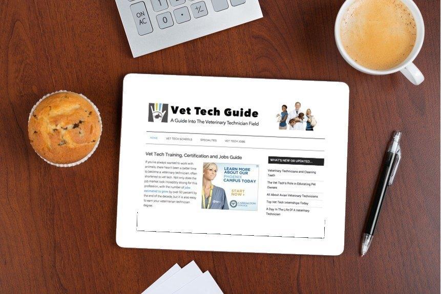 vet tech guide